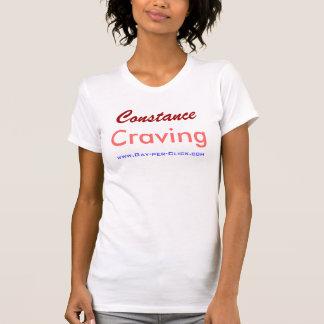Craving/Gay-por-Tecleo de Constance Playeras