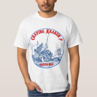 Craving Kraken T-Shirt