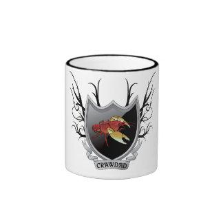 Crawdad Crest Mug