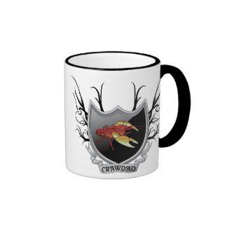 Crawdad Crest Mug II