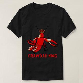 Crawdad King T-Shirt