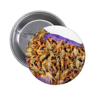 Crawdads de los cangrejos pins