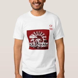 crawfest, CF'09 T-shirt