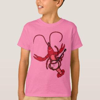 Crawfish Banjo Player T-Shirt
