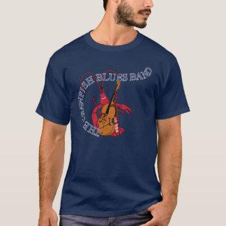 Crawfish Blues Band Bassist T-Shirt