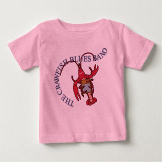 Crawfish Blues Band Washboard Baby T-Shirt