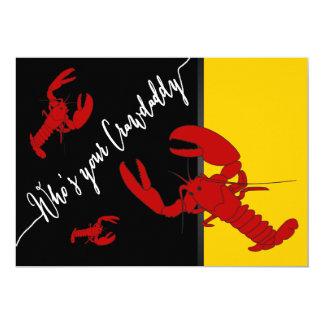 Crawfish Boil Card