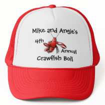 Crawfish Boil Hat