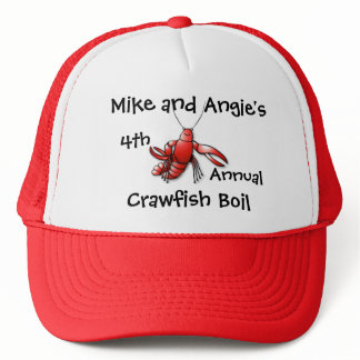 Crawfish Boil Hat