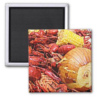 Crawfish Boil magnet