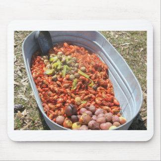 Crawfish boil. mouse pad
