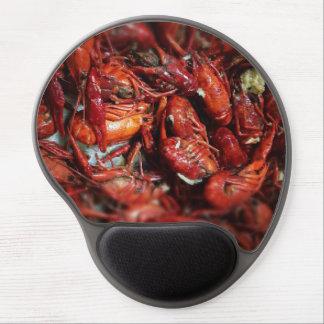 Crawfish Boil Photo Gel Mouse Pad