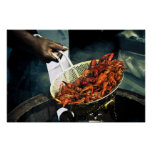 Crawfish Boil Print