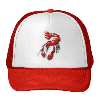 CRAWFISH BOIL TRUCKER HAT II
