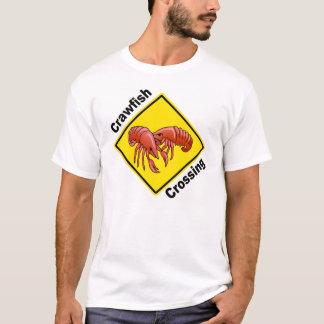 crawfish crossing T-Shirt