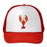 Crawfish Fleur De Lis Hat