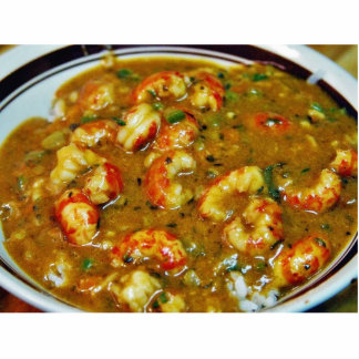 Crawfish Gumbo Cut Out