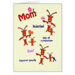 Crawfish/Lobster Mother's Day Card