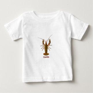 Crawfish Logo Baby T-Shirt