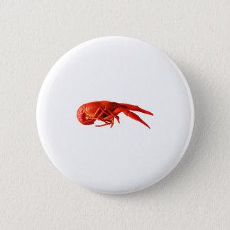 Crawfish Logo (Untitled) Pinback Button