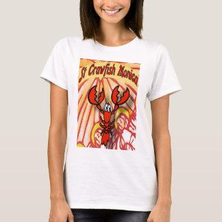 Crawfish Monica Saint Jazz Fest T-Shirt