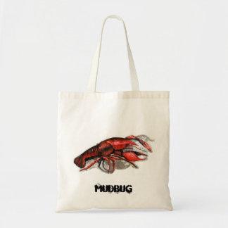 Crawfish (mudbug) on Tote Bag