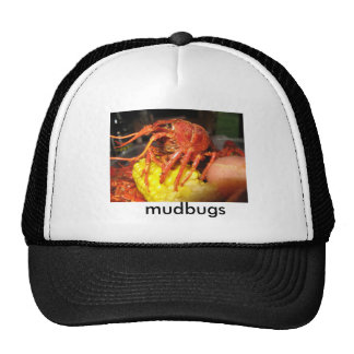 crawfish, mudbugs trucker hat