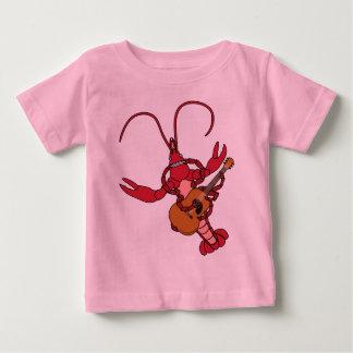 Crawfish Music Baby T-Shirt
