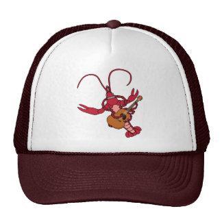 Crawfish Music Hats