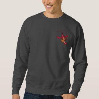 Crawfish Music Sweatshirt