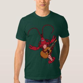 Crawfish Music T Shirt