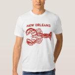 Crawfish NOLA T-shirts