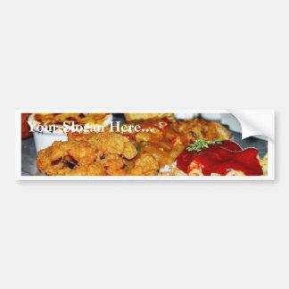 Crawfish Seven Ways Bumper Sticker