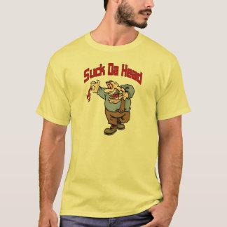 Crawfish, Suck Da Head T-Shirt