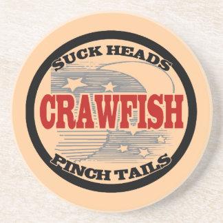 Crawfish Water Meter Coaster