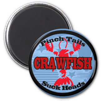 Crawfish Water Meter Magnet