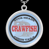 Crawfish Water Meter necklaces