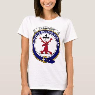 Crawford Clan Badge T-Shirt
