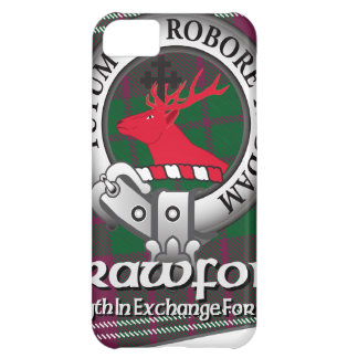 Crawford Clan iPhone 5C Cover