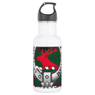 Crawford Clan Water Bottle