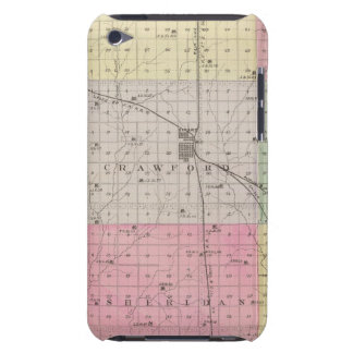 Crawford County, Kansas Barely There iPod Case