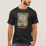 Crawford Crest Badge Antique T-Shirt