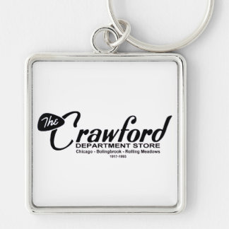 Crawford Department Store Chicagoland - 1917-1993 Keychain