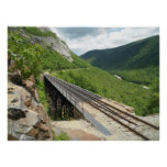 Crawford Notch Railway Trestle Posters