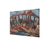 Crawford State Park, Colorado Canvas Print