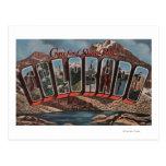 Crawford State Park, Colorado Postcard