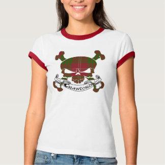 Crawford Tartan Skull Shirt