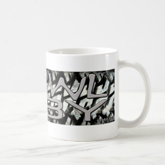 Crawl Baby JeepArt Coffee Mug