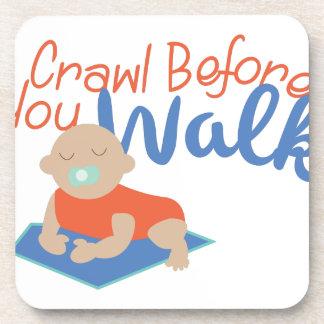 Crawl Before Walk Coaster