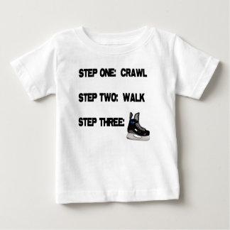 Crawl, Walk, HOCKEY! T-shirt